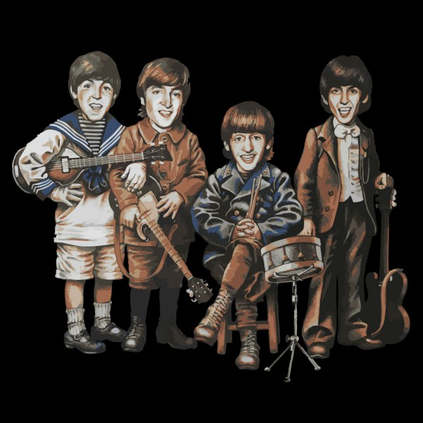 Preschool Beatles