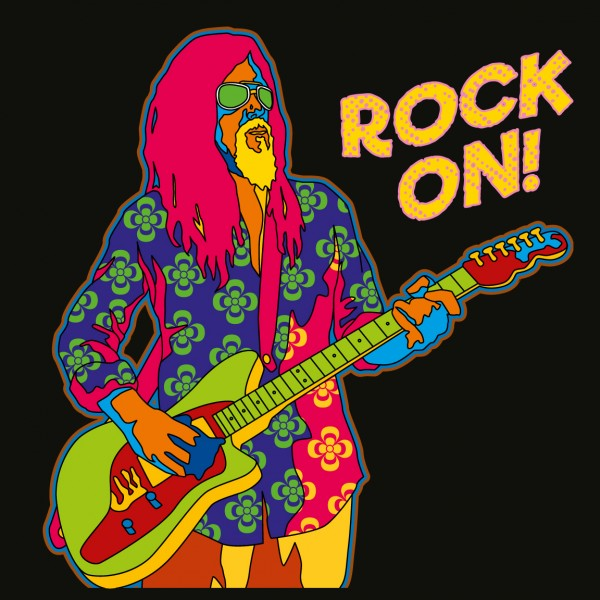 Rock On Hippie!