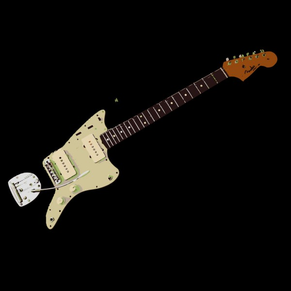 Invisible Jazzmaster