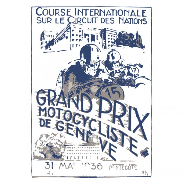 1936 Motorcycle Grand Prix