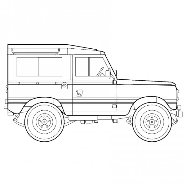 Land Rover 90 County