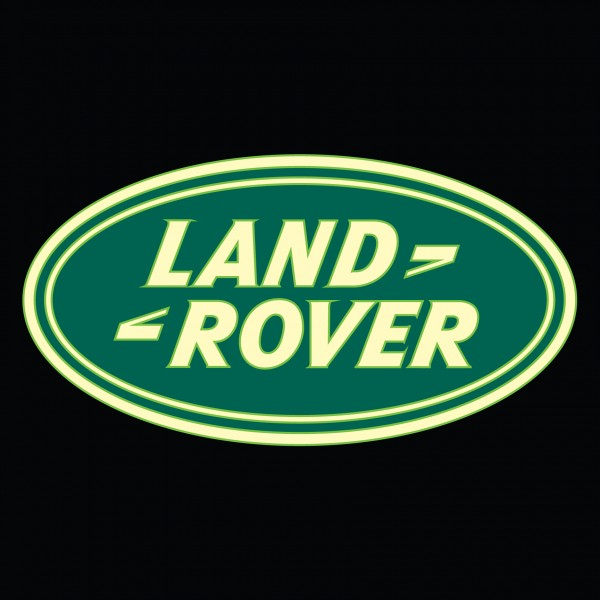 Land Rover Oval
