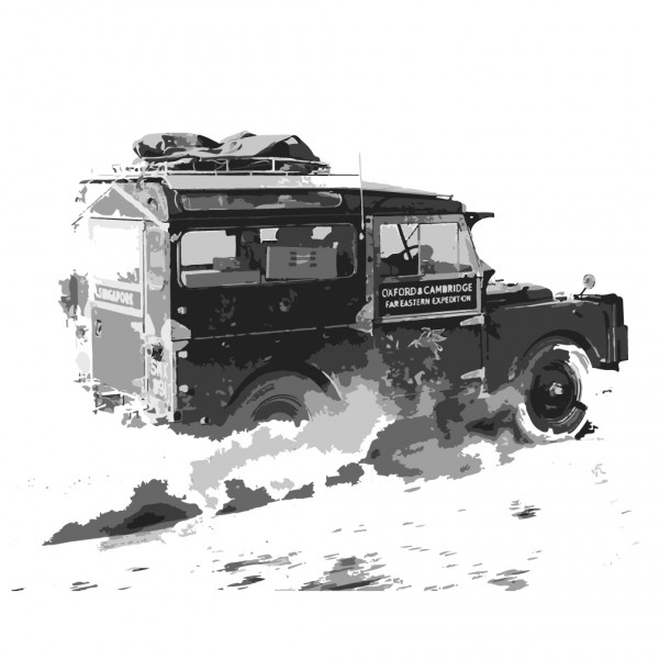 Land Rover Oxford and Cambridge Expedition