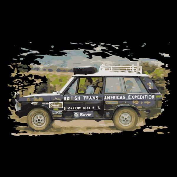 Land Rover Range Rover Classic Expedition