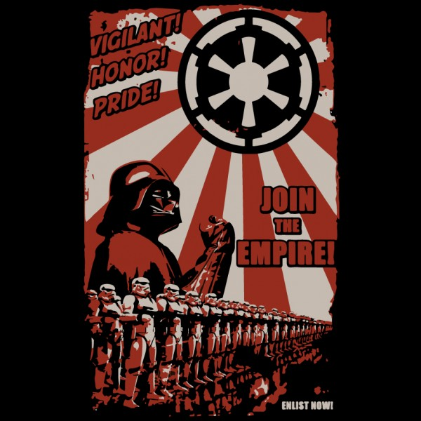 Join The Empire - Star Wars