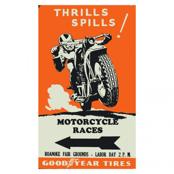 Thrills and Spills Motorcycles