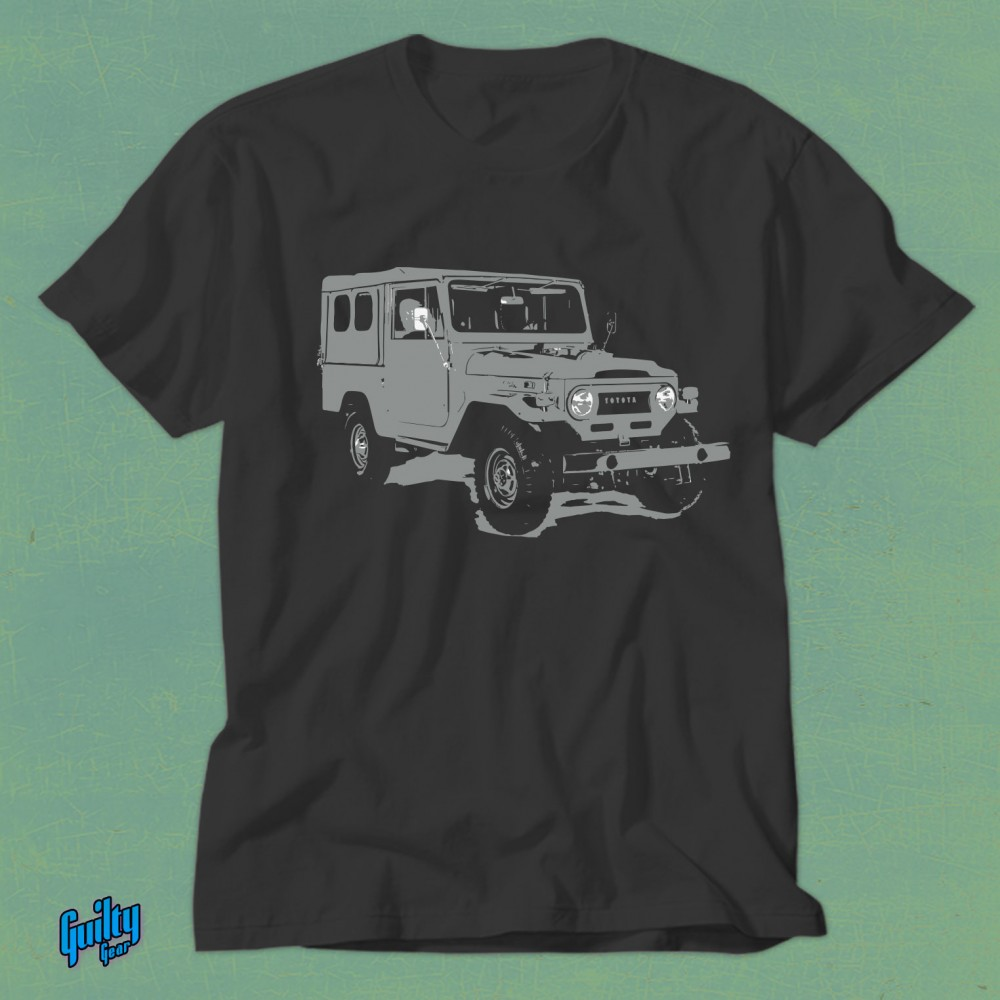 Toyota Land Cruiser 4x4 Off Road 1973 Front Differ Fj43