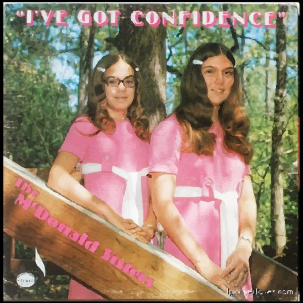 Bad Album Cover 1 - I've Got Confidence