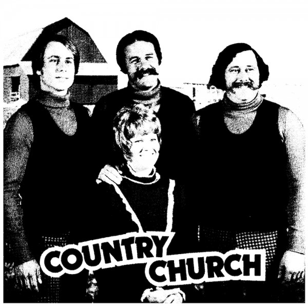 Bad Album Cover 3 - Country Church