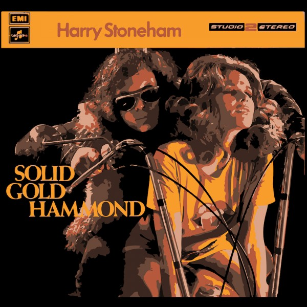Bad Album Cover - Solid Gold Hammond