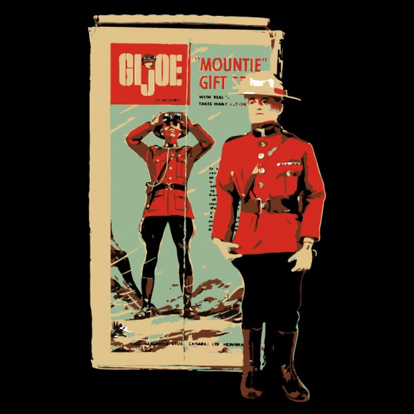 GI Joe Mountie