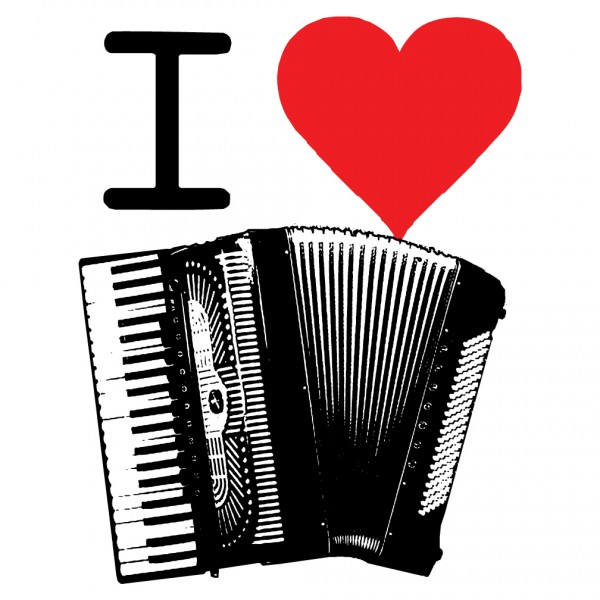 I Heart Accordian