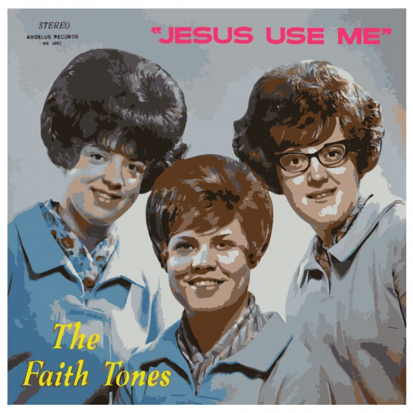 Bad Album Cover - Jesus Use Me