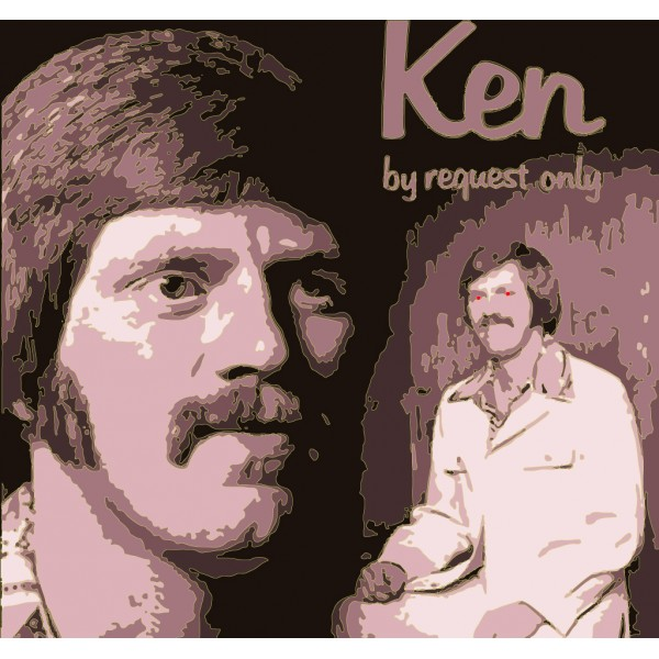 Bad Album Cover - Ken By request