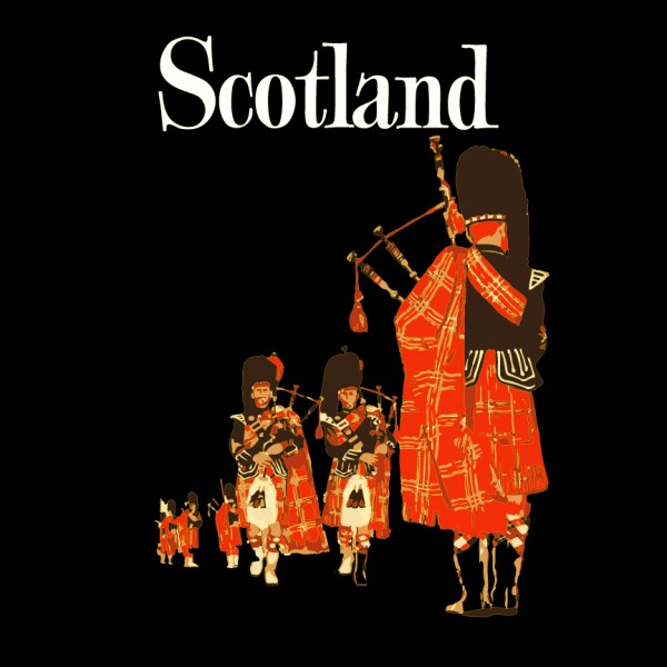 Scotland - Pipers