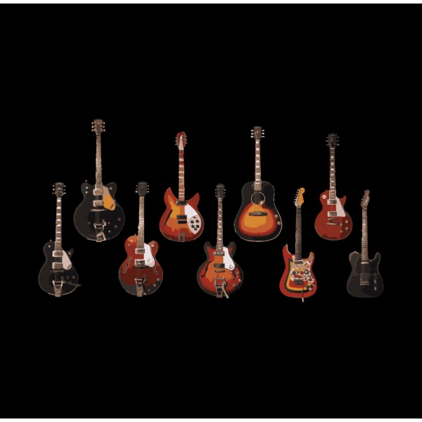 George Harrison Guitars