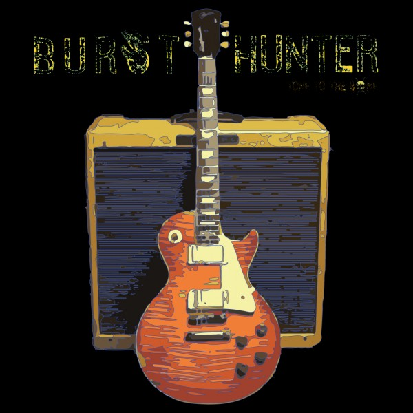Burst Hunter 2 - Gibson Les Paul