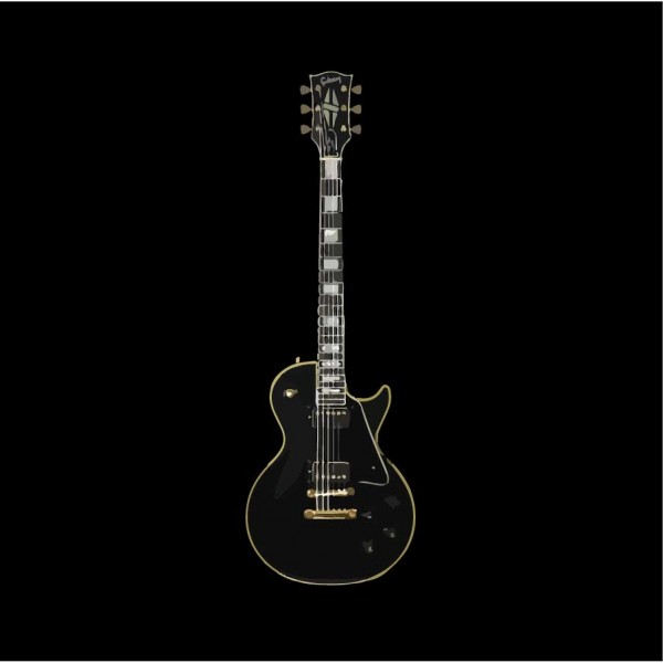 1968 Les Paul Custom - Gibson