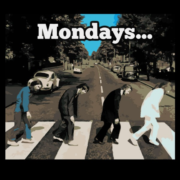 The Beatles Abbey Road Mondays