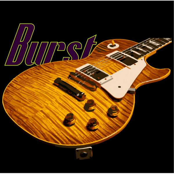 Burst 21 Les Paul - Gibson