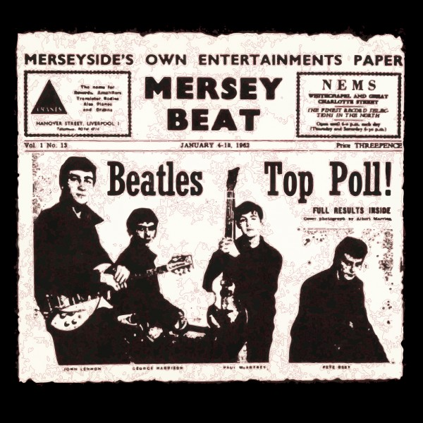 Mersey Beat - The Beatles
