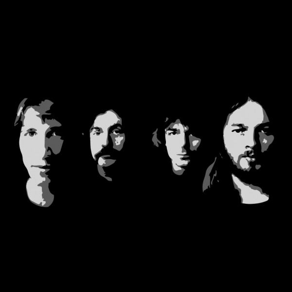 Pink Floyd - 4 Faces