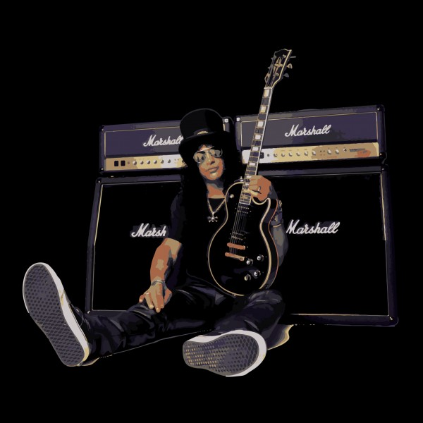 Slash - Les Paul - Marshall