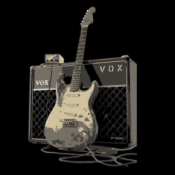 Strat and VOX