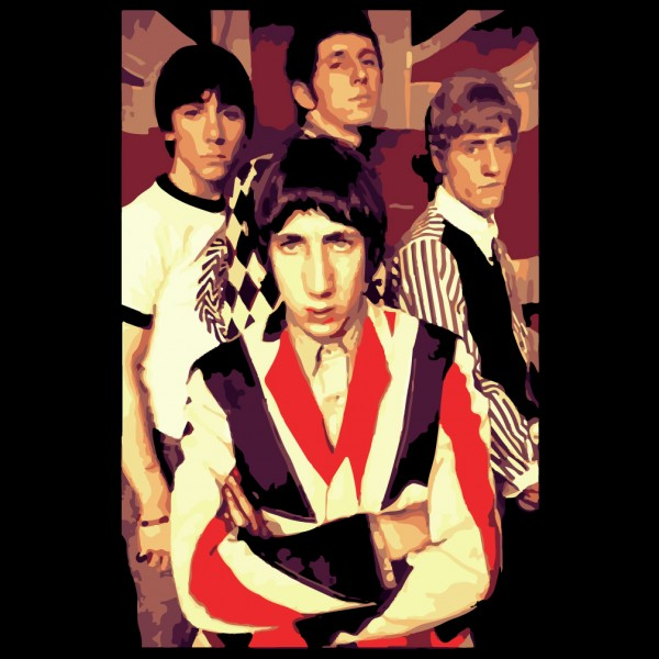 Union Jack The Who